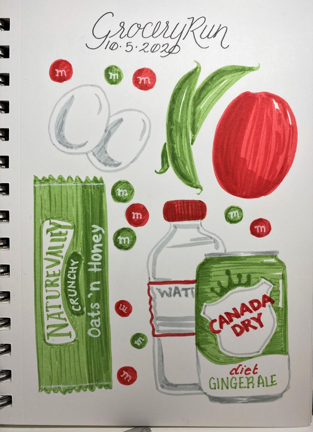 Create a Daily Art Practice 28 Day Challenge, JollyStar - image 5 - student project