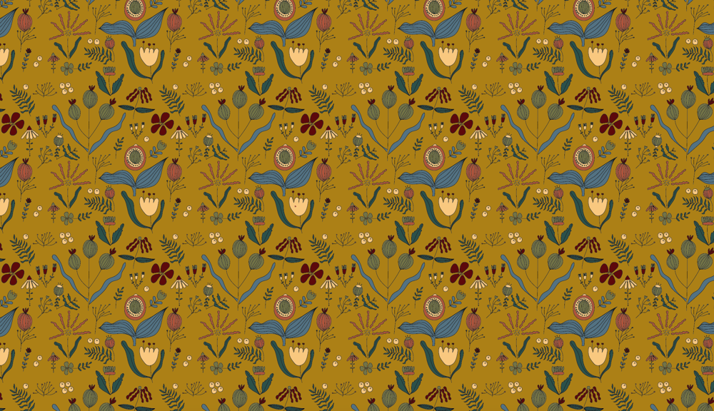 Flower Pattern - image 5 - student project