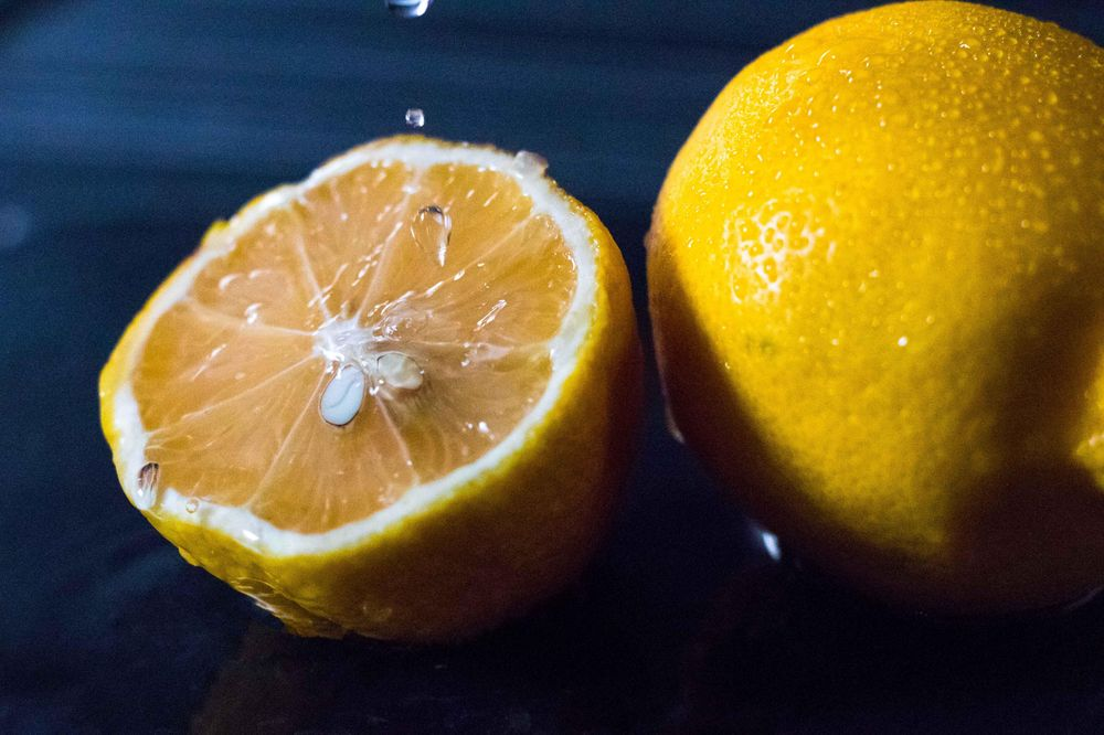 Wet fruit - image 2 - student project