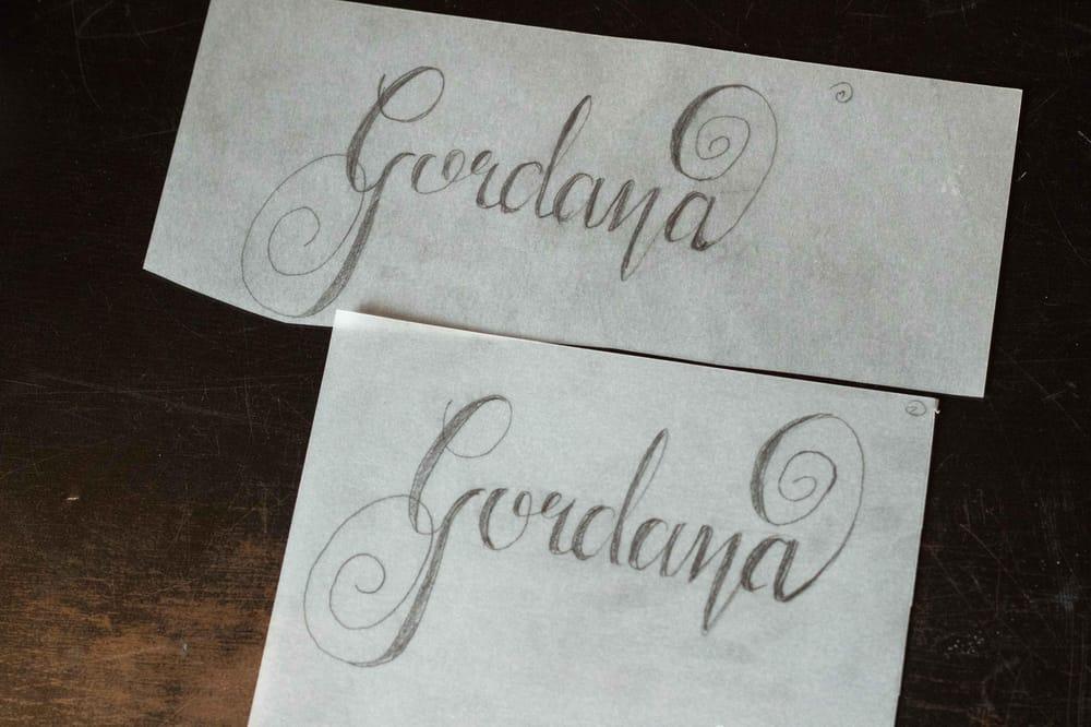 Gordana - image 2 - student project
