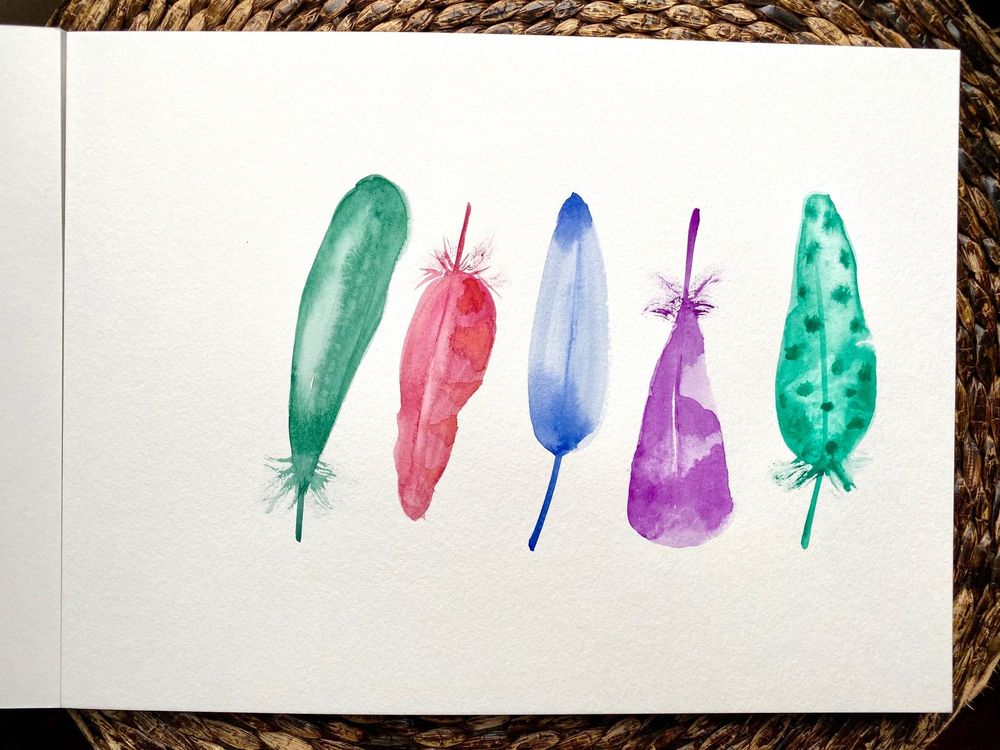 Fun Feathers - image 3 - student project