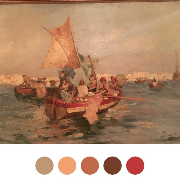 Color Palette Practice - image 3 - student project