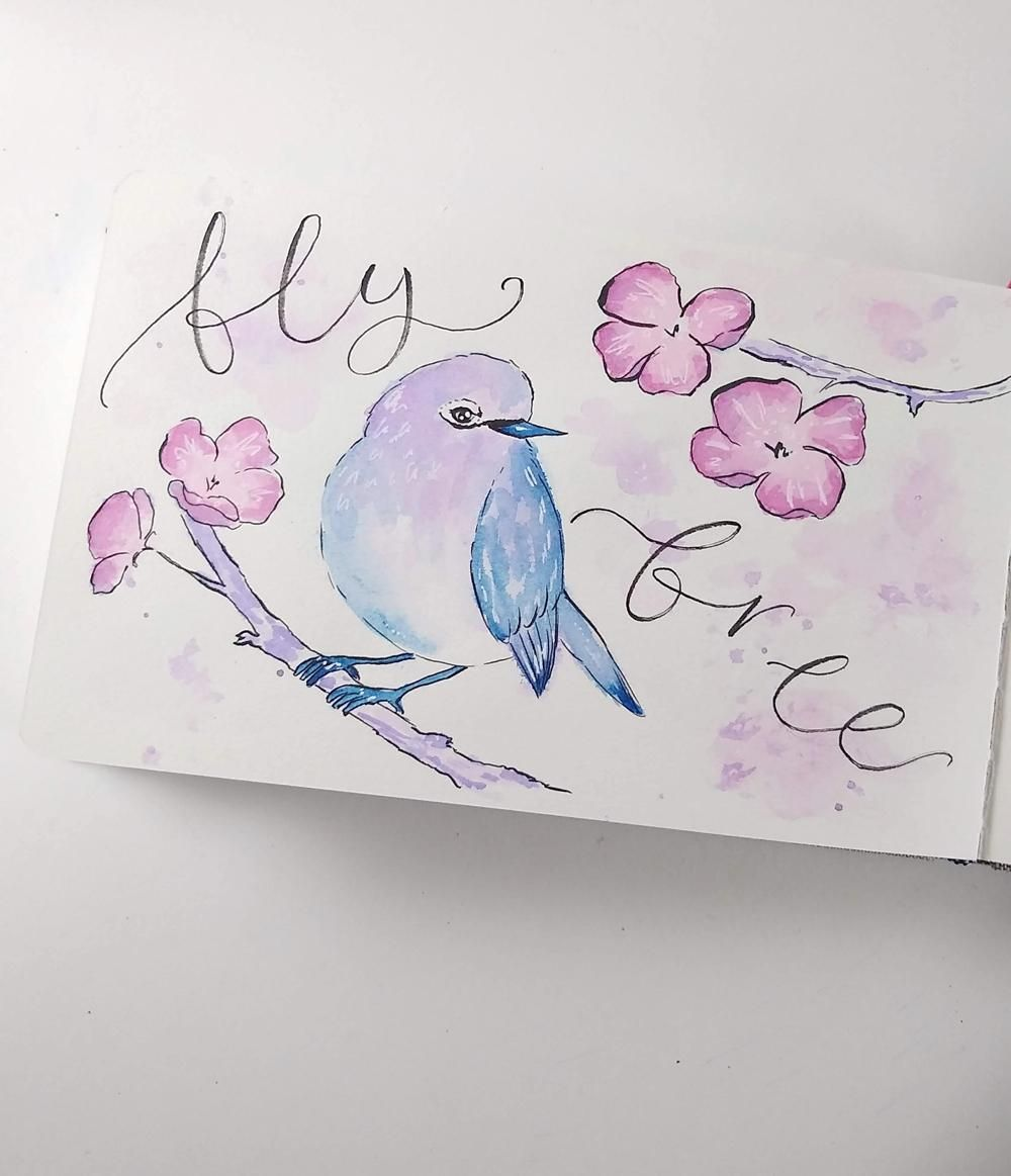 Fly Free - image 1 - student project
