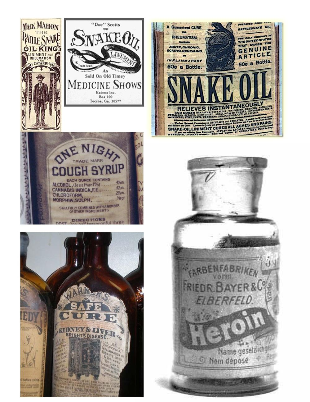 Snake Oil - Mercury Tonic - image 2 - student project