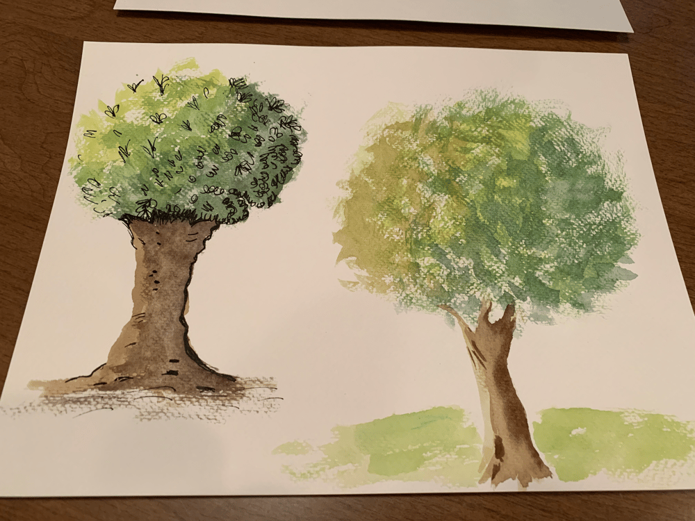 Fun with Trees! - image 1 - student project