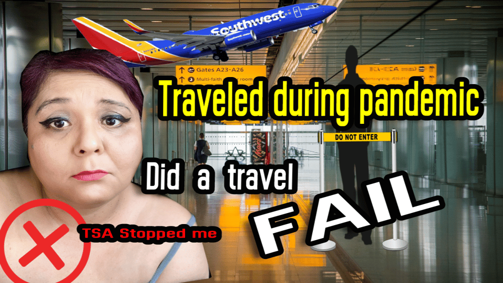 Travel Fail - image 1 - student project