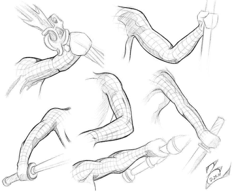 Female Arm Study - image 1 - student project