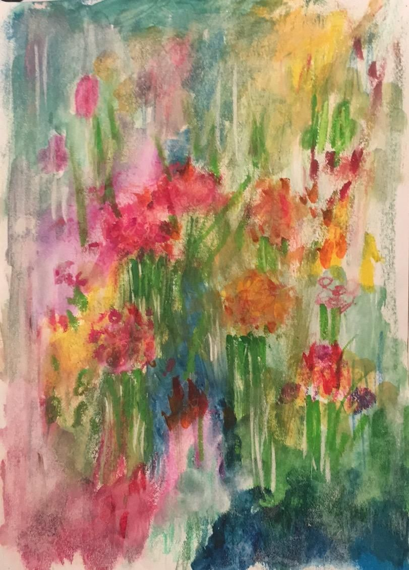 Little garden in heaven - image 3 - student project
