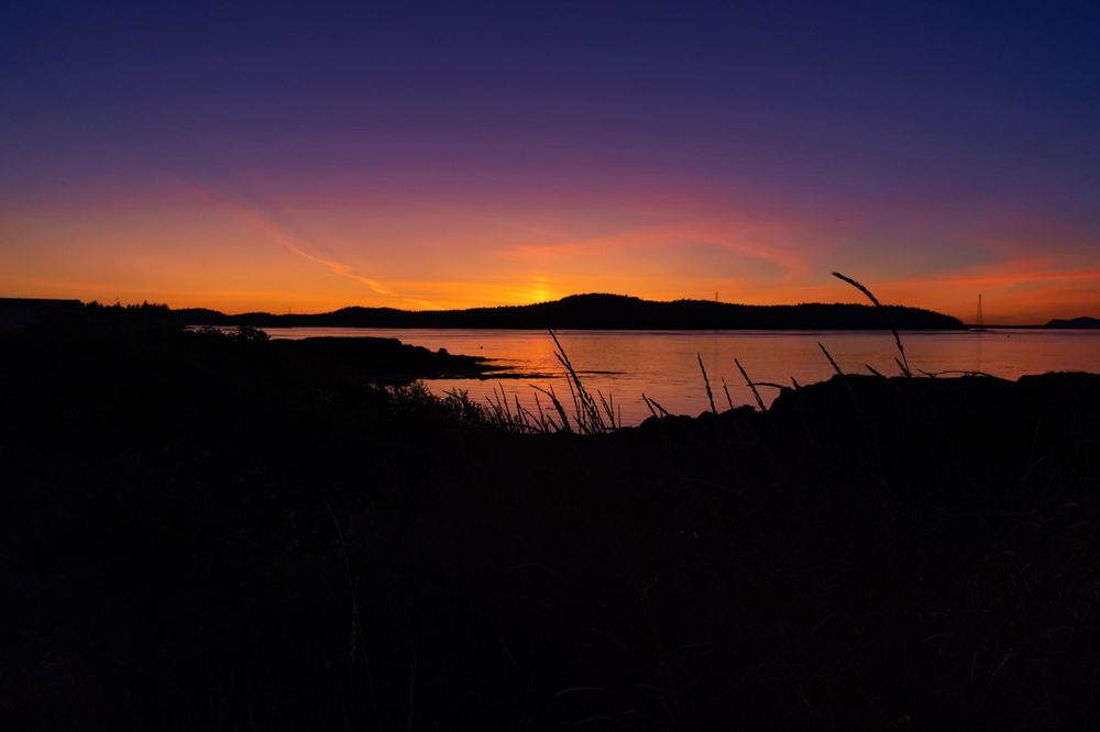 Sunset- L'etete, NB, Canada - image 1 - student project