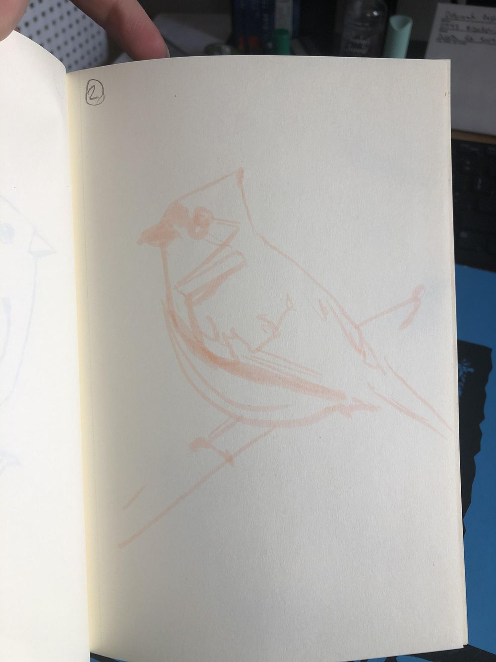 Sketchbook experiments: unknown time limits - image 2 - student project