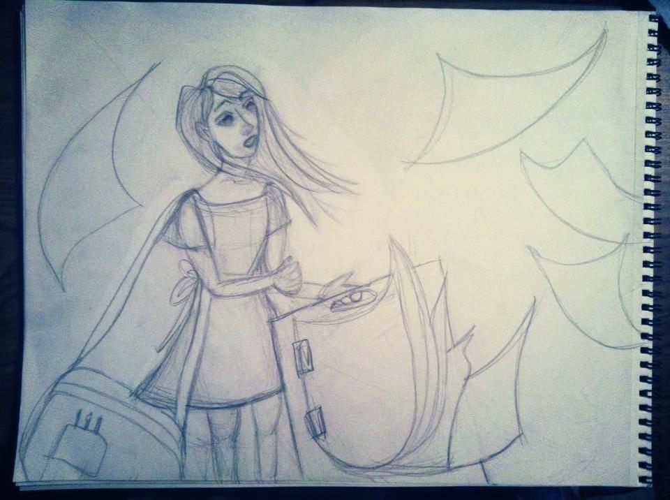 Art School  - image 3 - student project