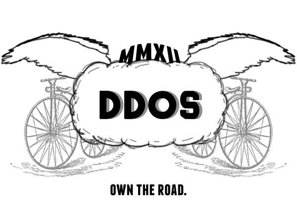 DDOS Shirt Sketches - image 2 - student project