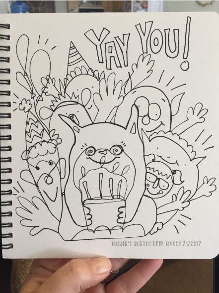 Yay You! - image 1 - student project