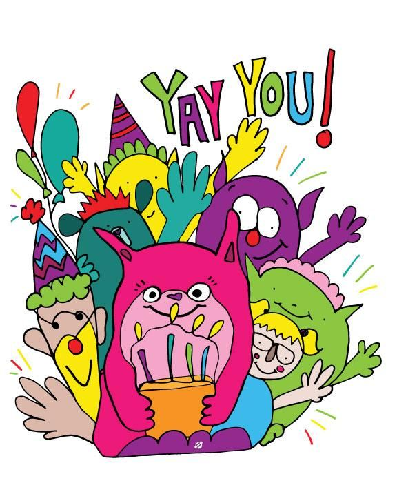 Yay You! - image 2 - student project