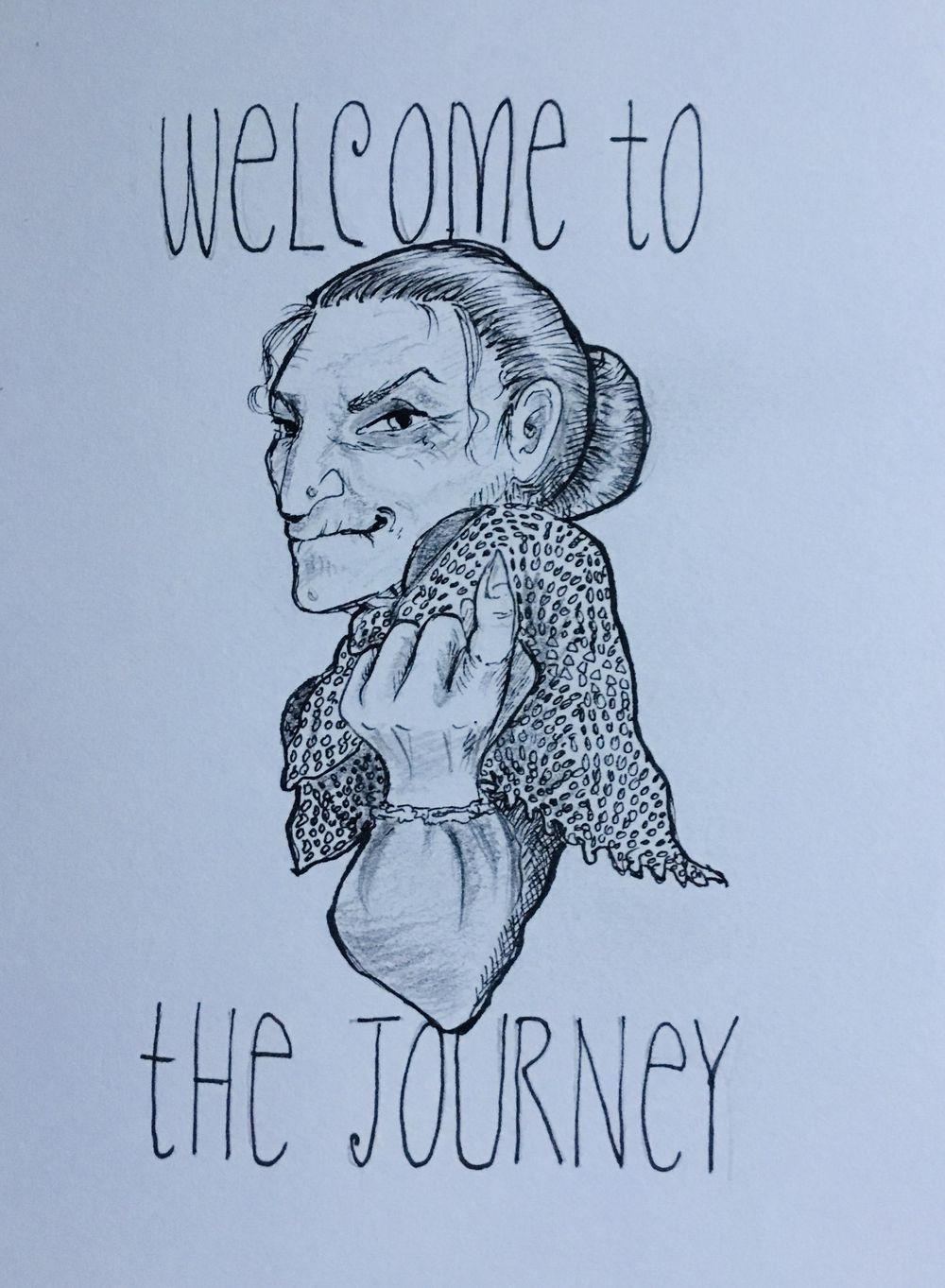 strange journey - mission accomplished! - image 14 - student project