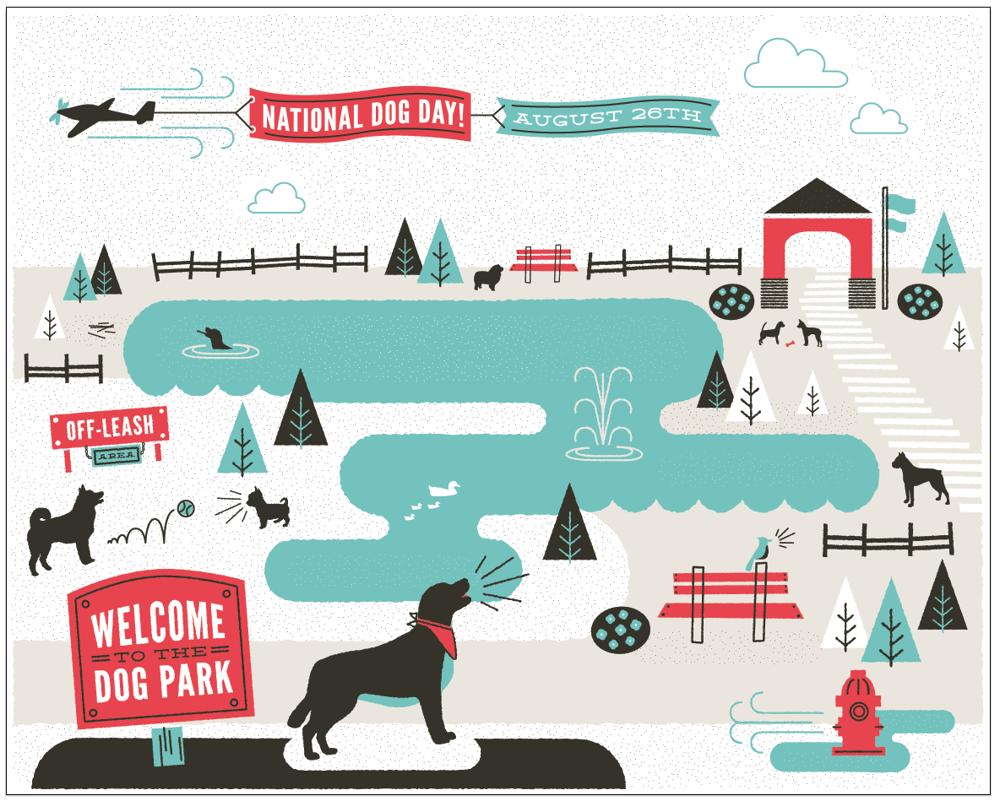 Dog Park (Quiet + Loud) - image 2 - student project