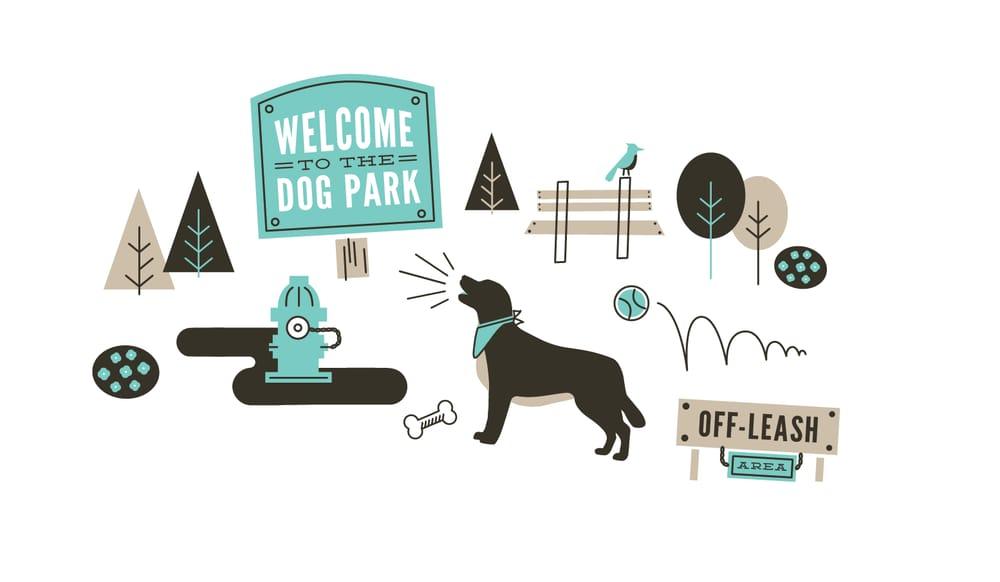 Dog Park (Quiet + Loud) - image 7 - student project