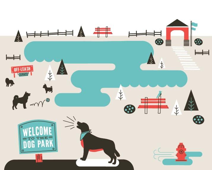 Dog Park (Quiet + Loud) - image 6 - student project