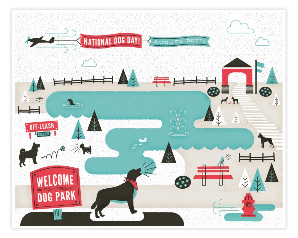 Dog Park (Quiet + Loud) - image 1 - student project