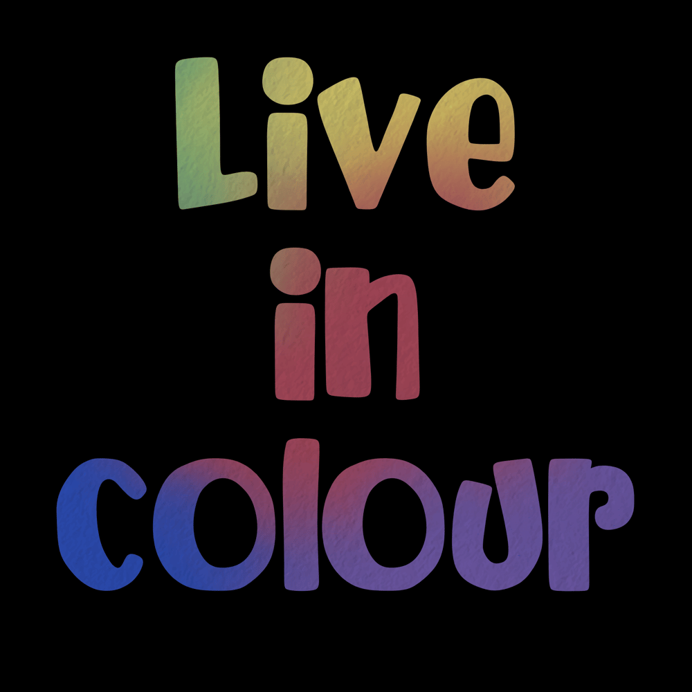 Live in colour - image 1 - student project
