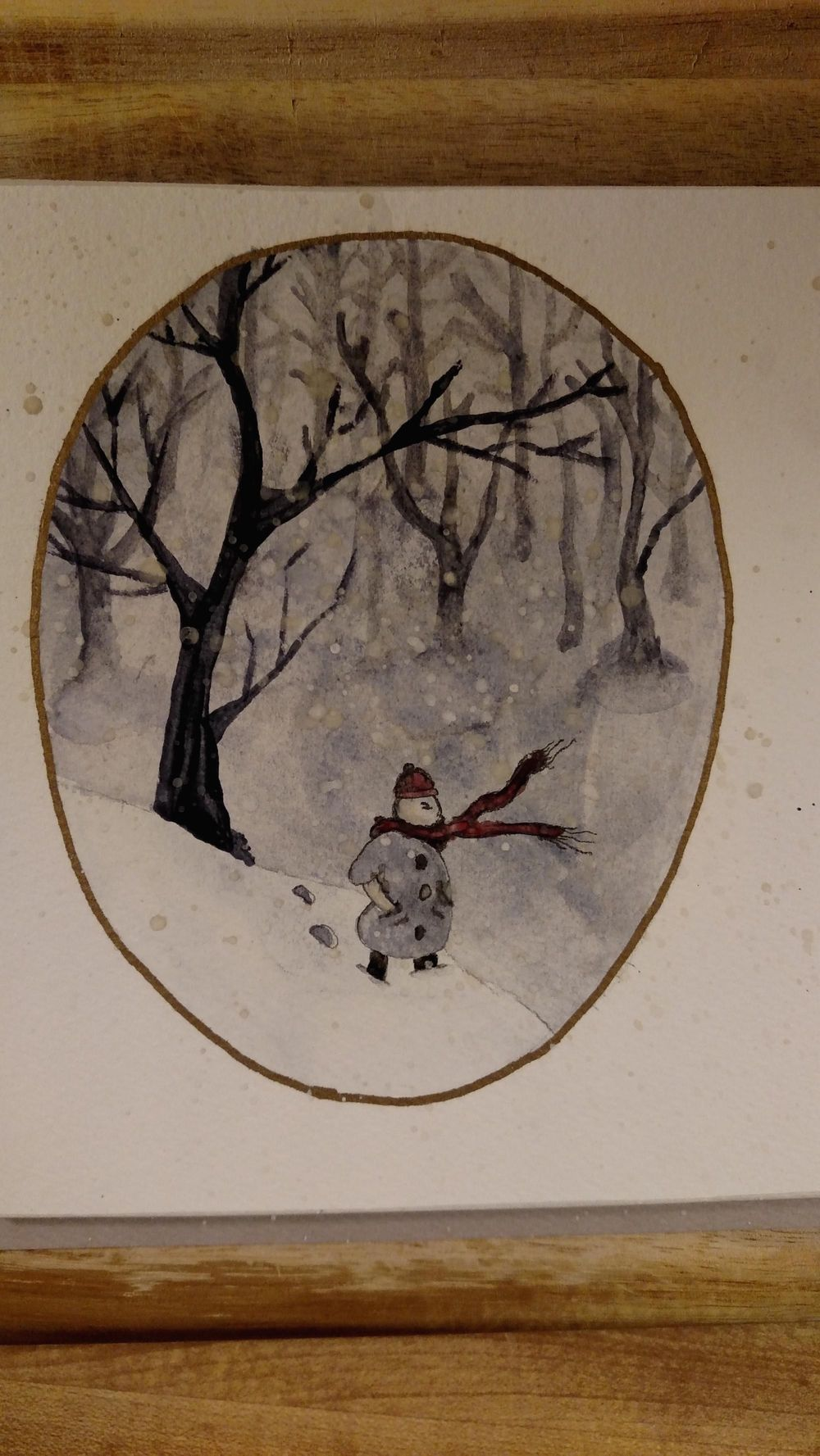 Winter - image 1 - student project