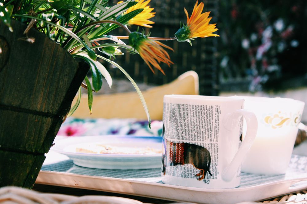 Tea in The Garden - image 2 - student project