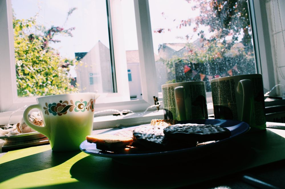 Tea in The Garden - image 1 - student project