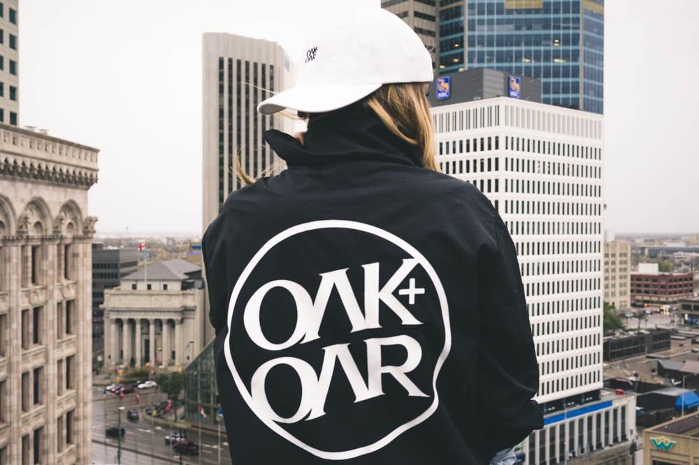 Oak & Oar Lookbook - image 5 - student project