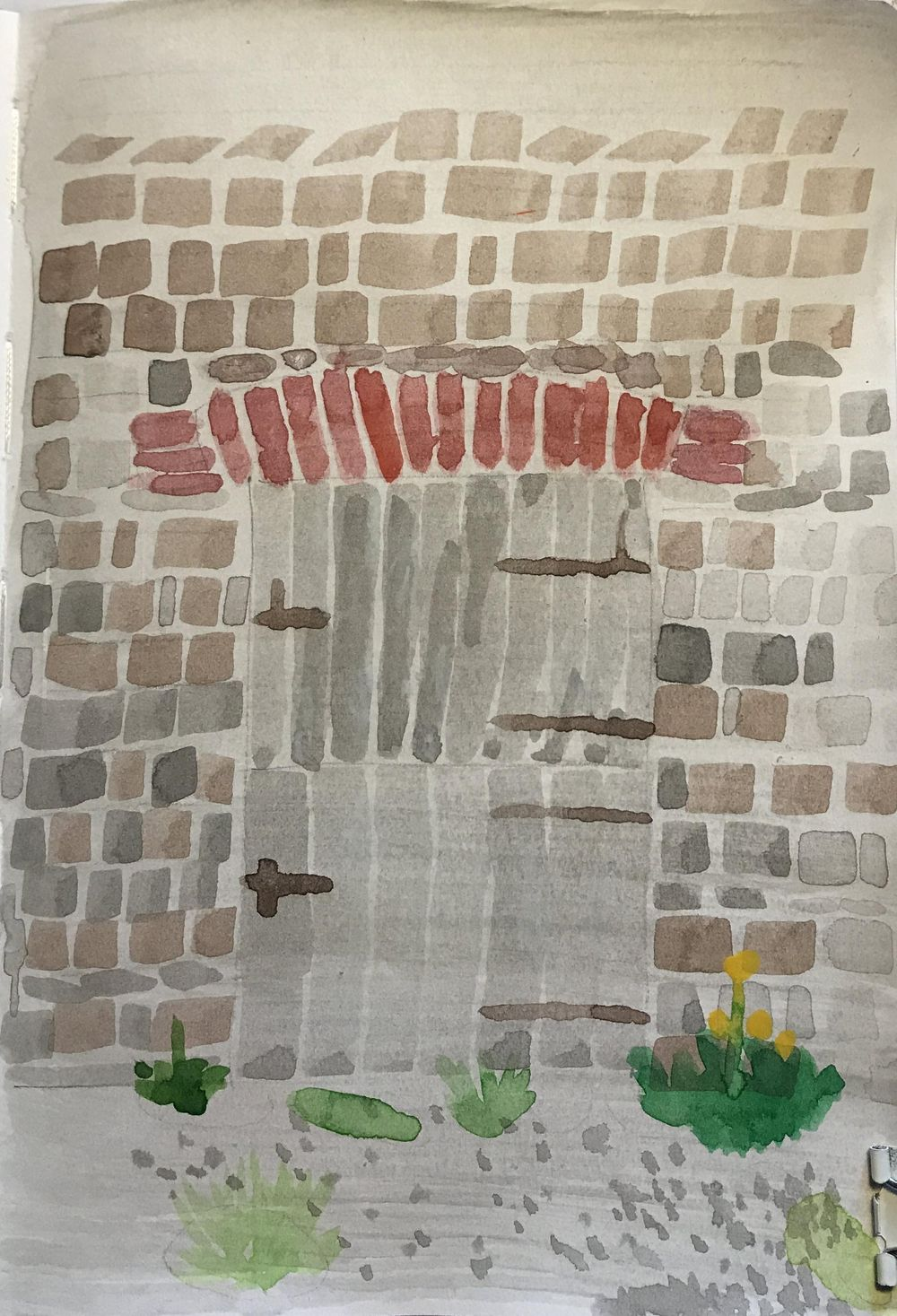 Watercolour Workout 14 days of trills - image 2 - student project