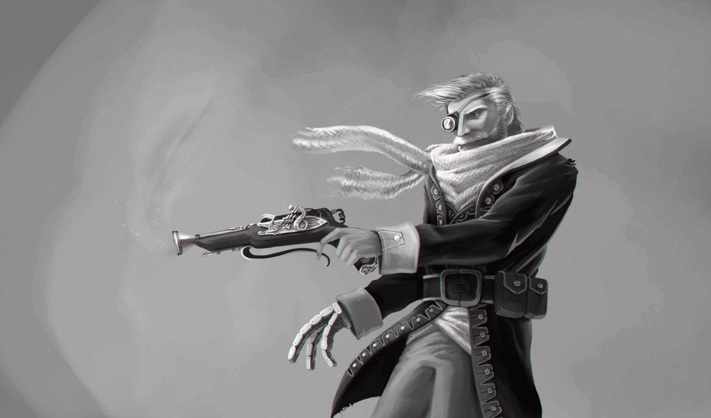 Space Pirate - image 5 - student project