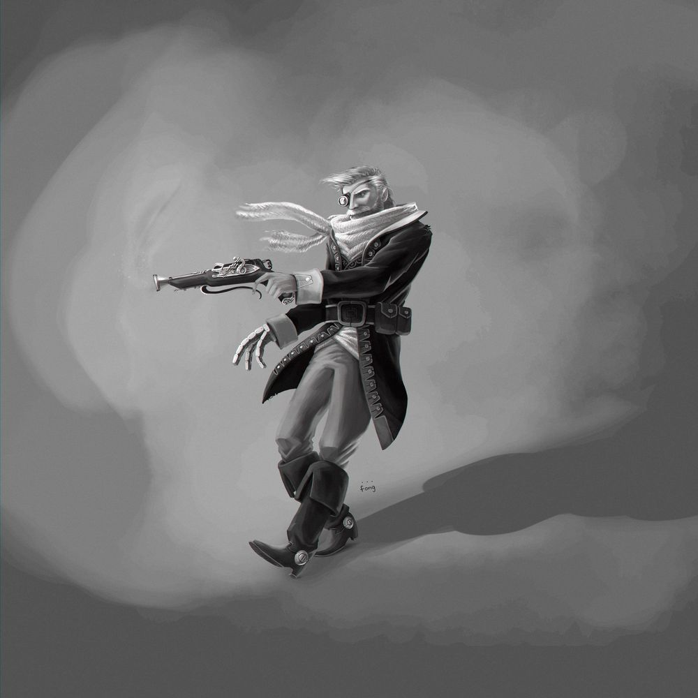 Space Pirate - image 4 - student project