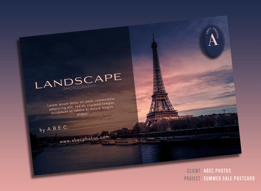 Landscape Photography - image 1 - student project