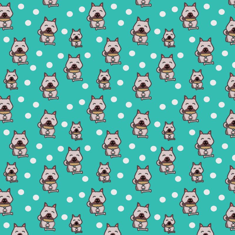 My little cartoon dog - image 2 - student project