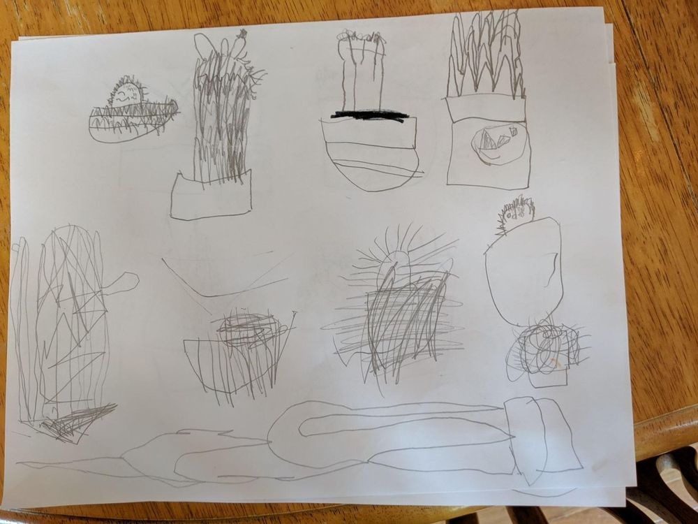 My 4 year old and I - image 1 - student project