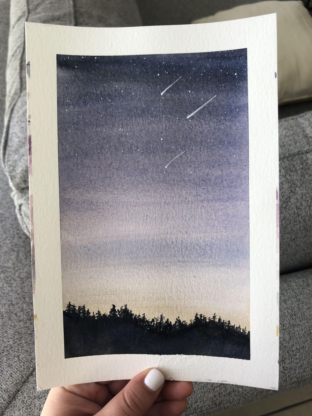 Starry Night Skies - image 1 - student project