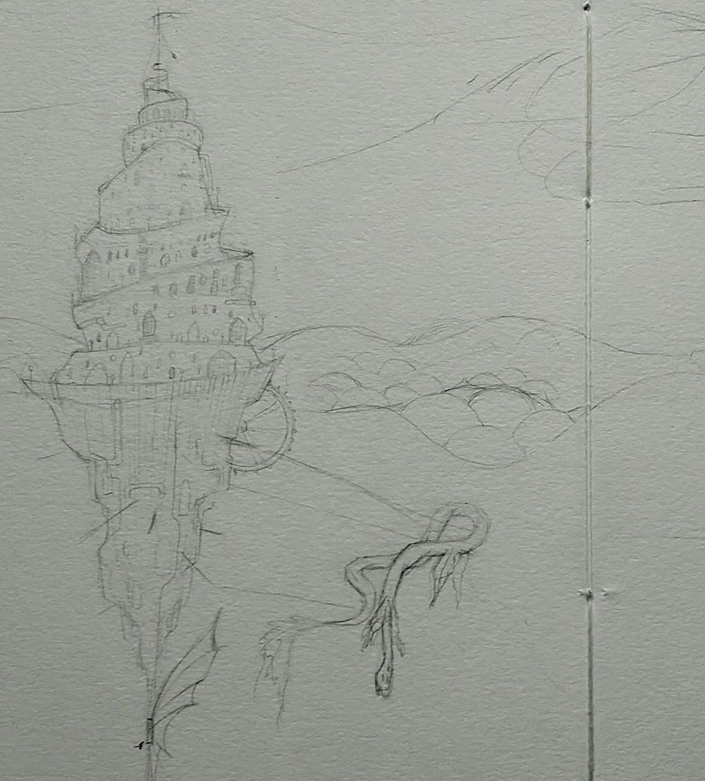 No escaping progress - image 2 - student project