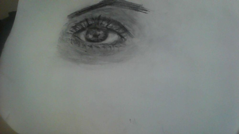 My Attempt at an eye - image 1 - student project