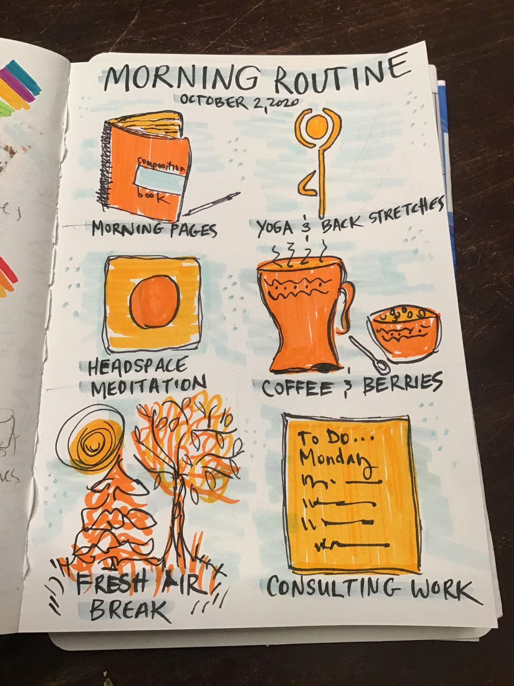 Illustrated Journaling - image 6 - student project