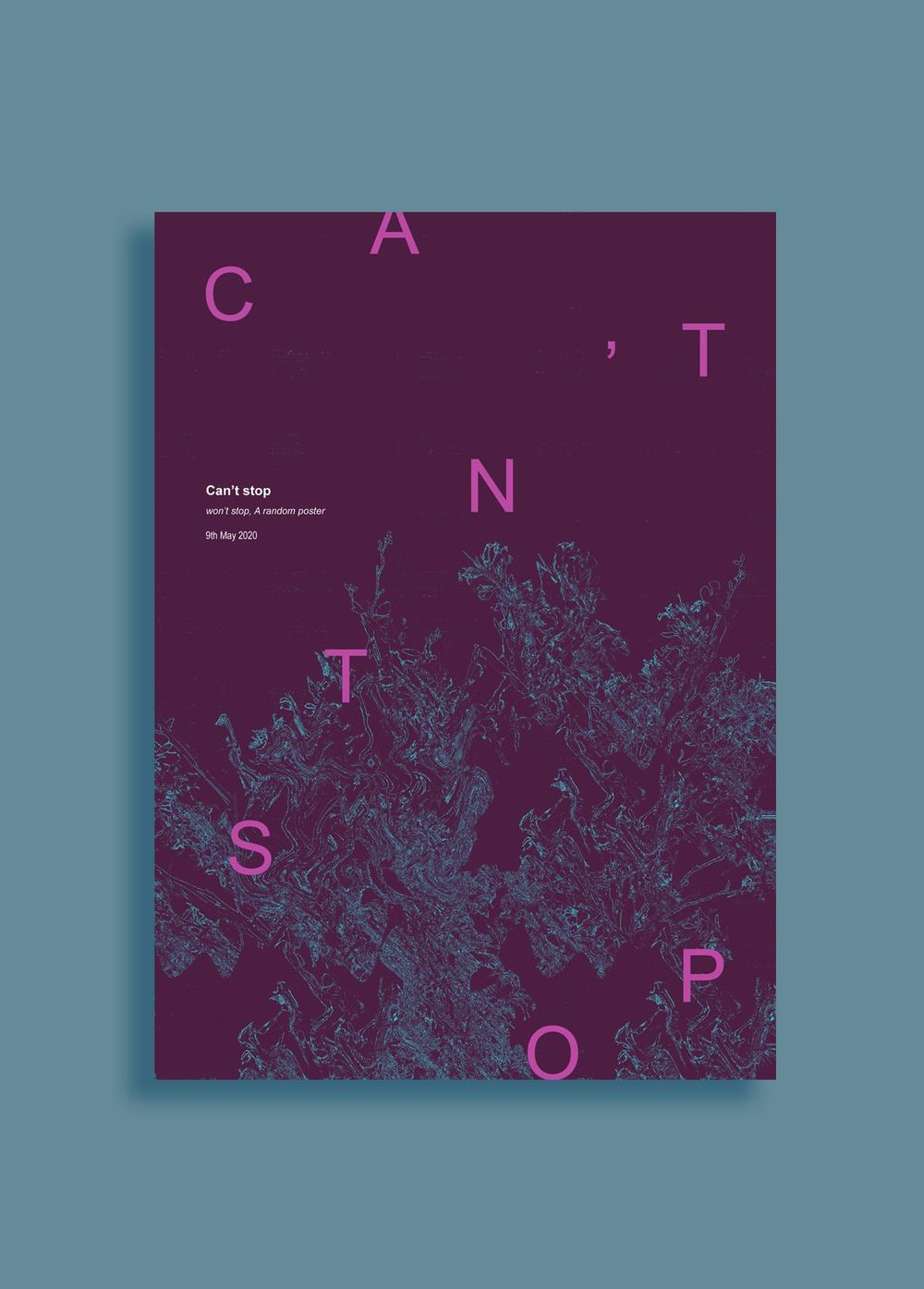 Can't Stop - image 1 - student project