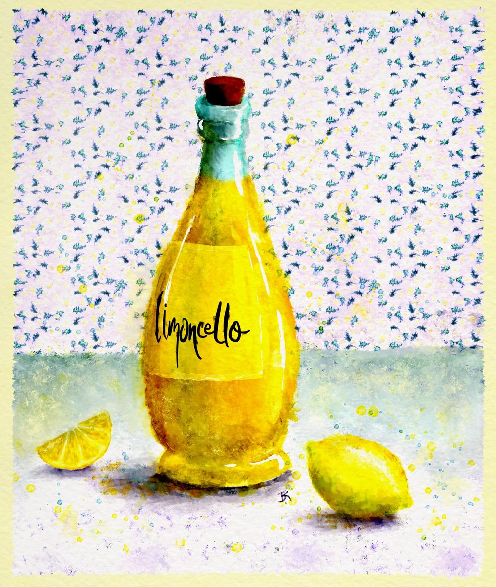 Another Limoncello - image 1 - student project