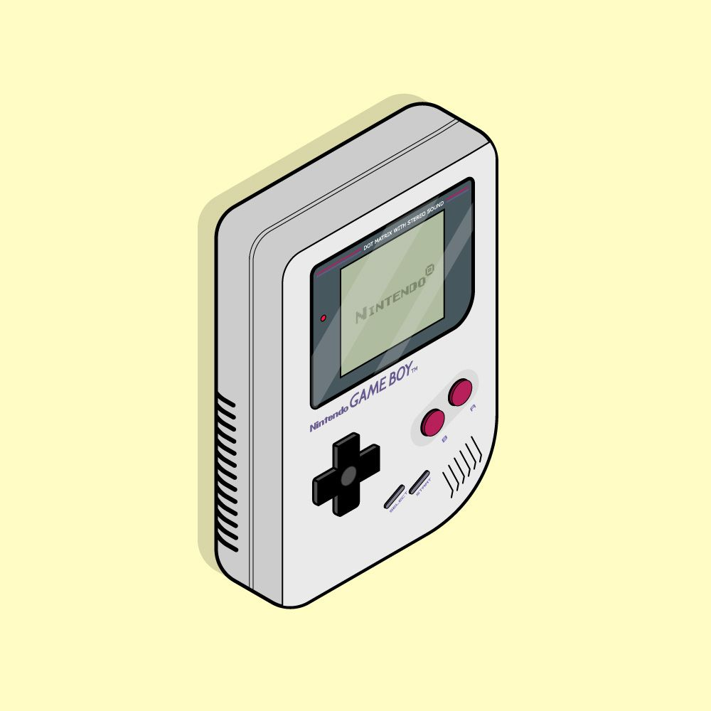 Gameboy - image 1 - student project