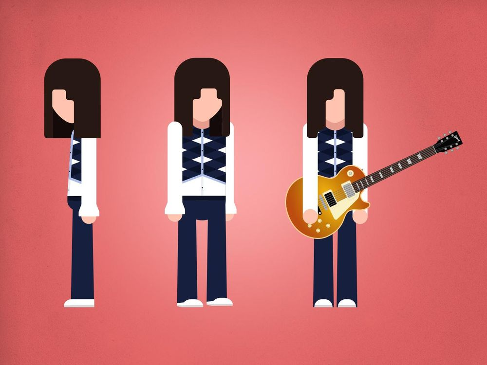 Sir Jimmy of Page - image 3 - student project