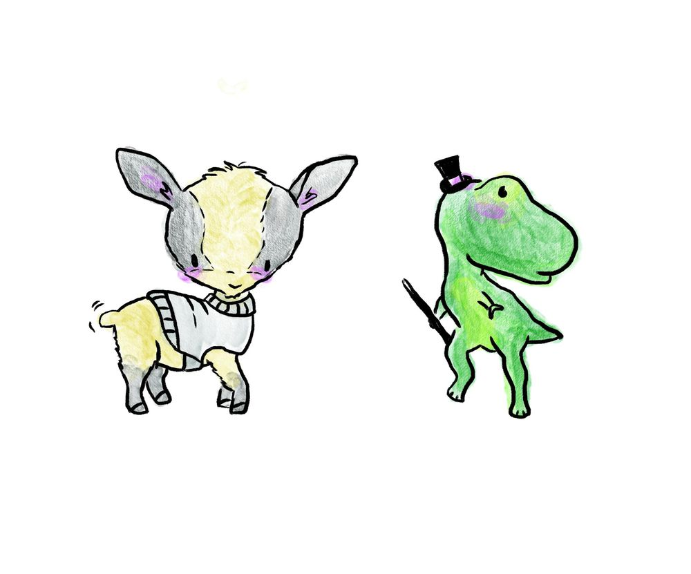 Ripley and Rex - image 1 - student project