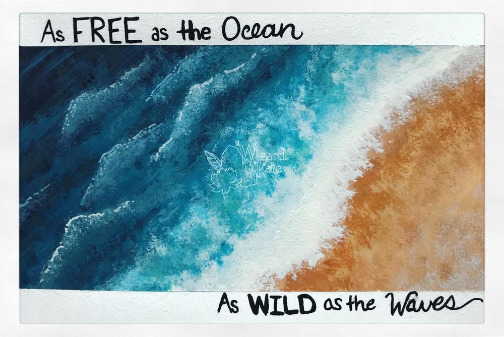 As Free As the Ocean - image 1 - student project