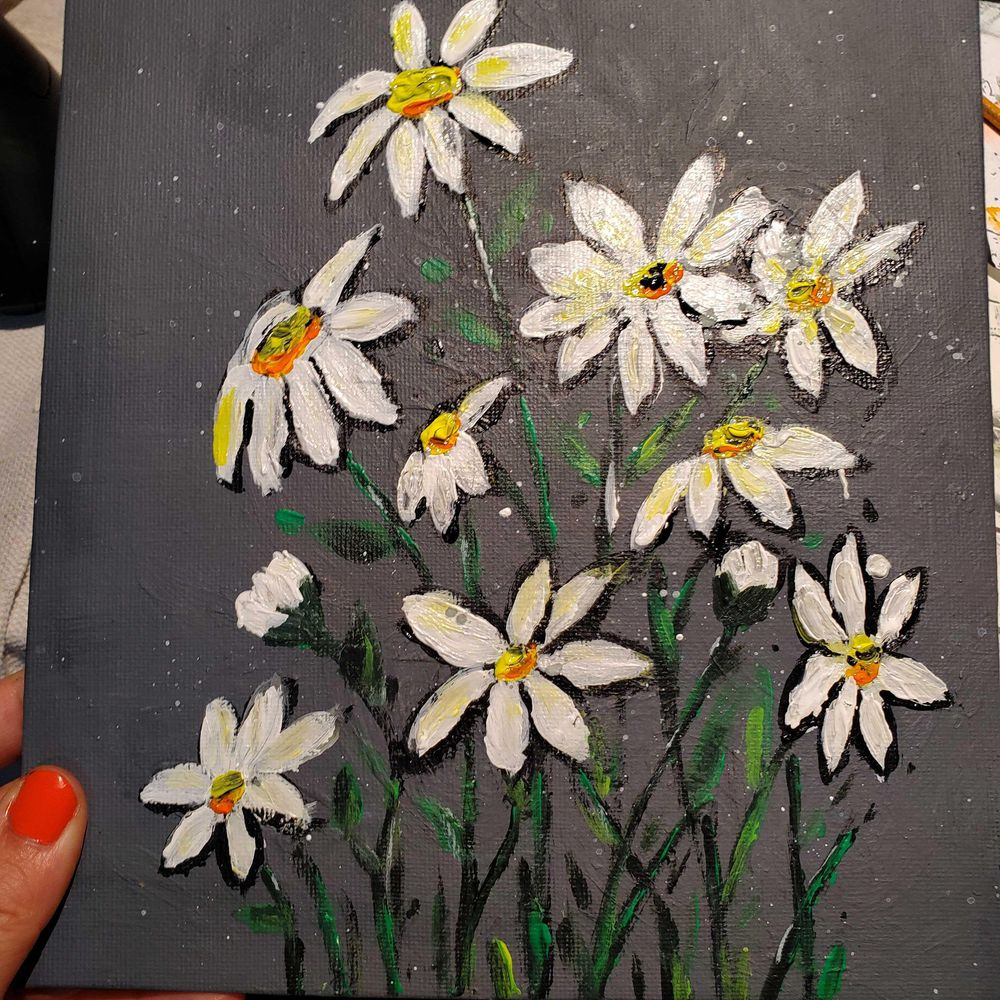 Easy Daisies - image 3 - student project
