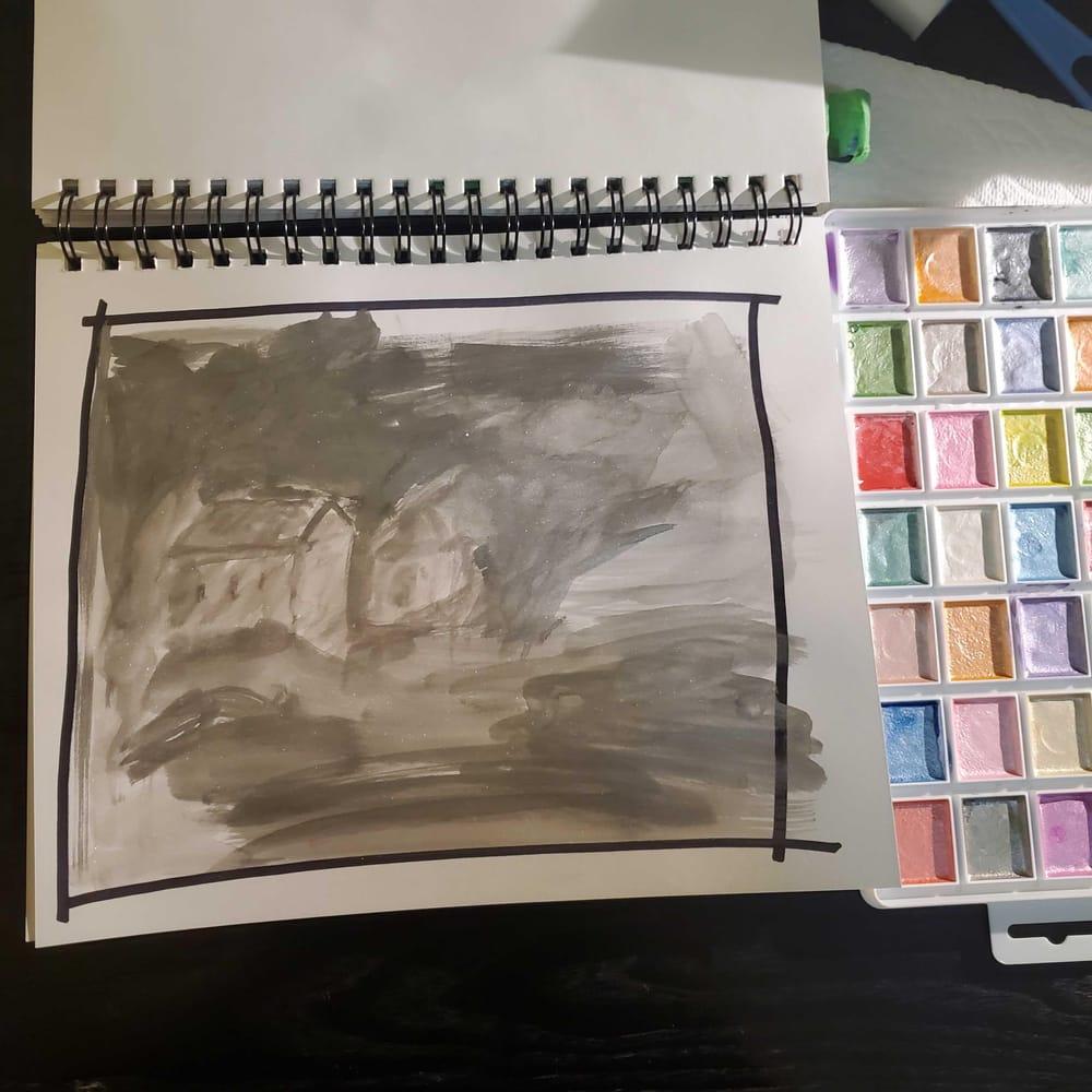 Monochromatic - image 1 - student project
