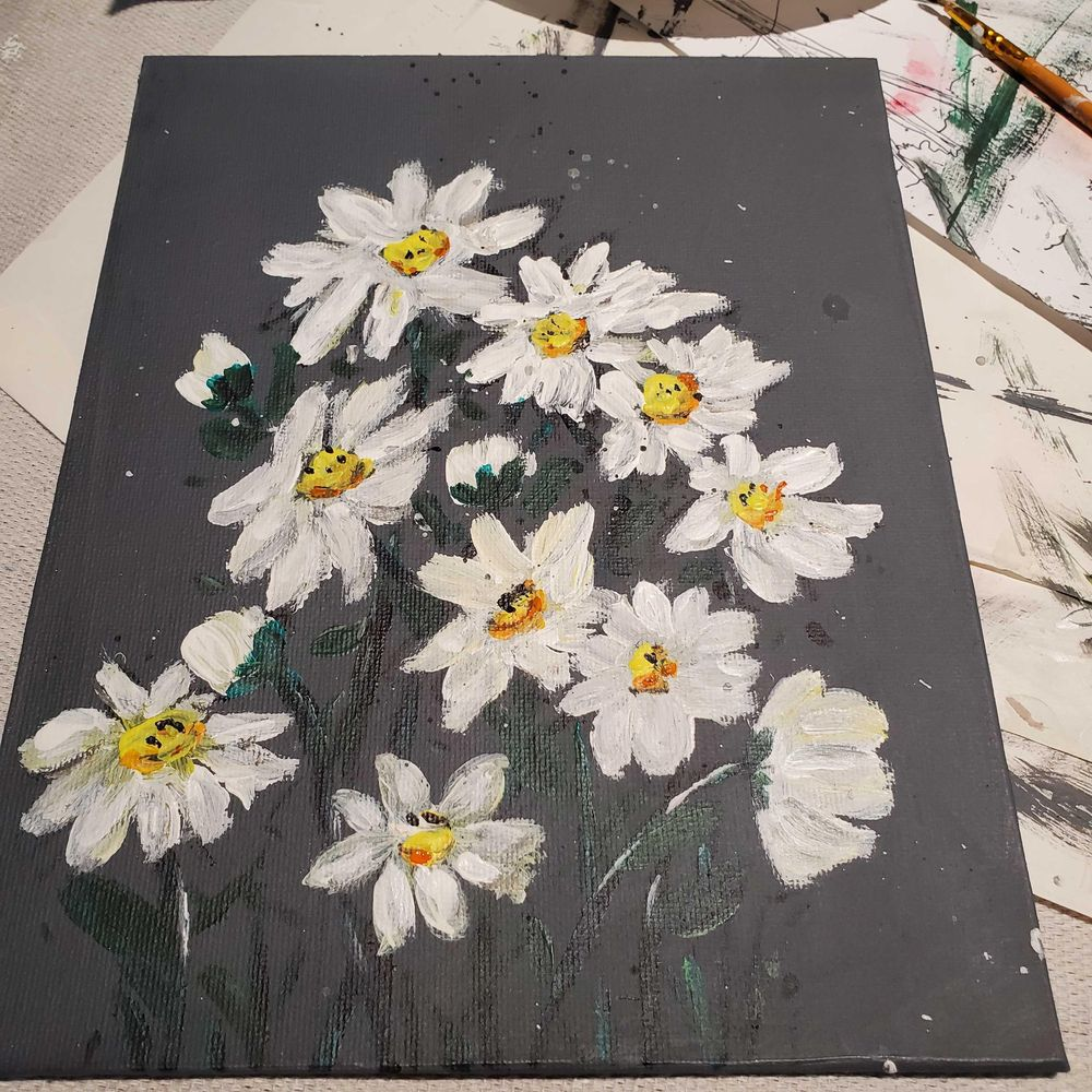 Easy Daisies - image 2 - student project