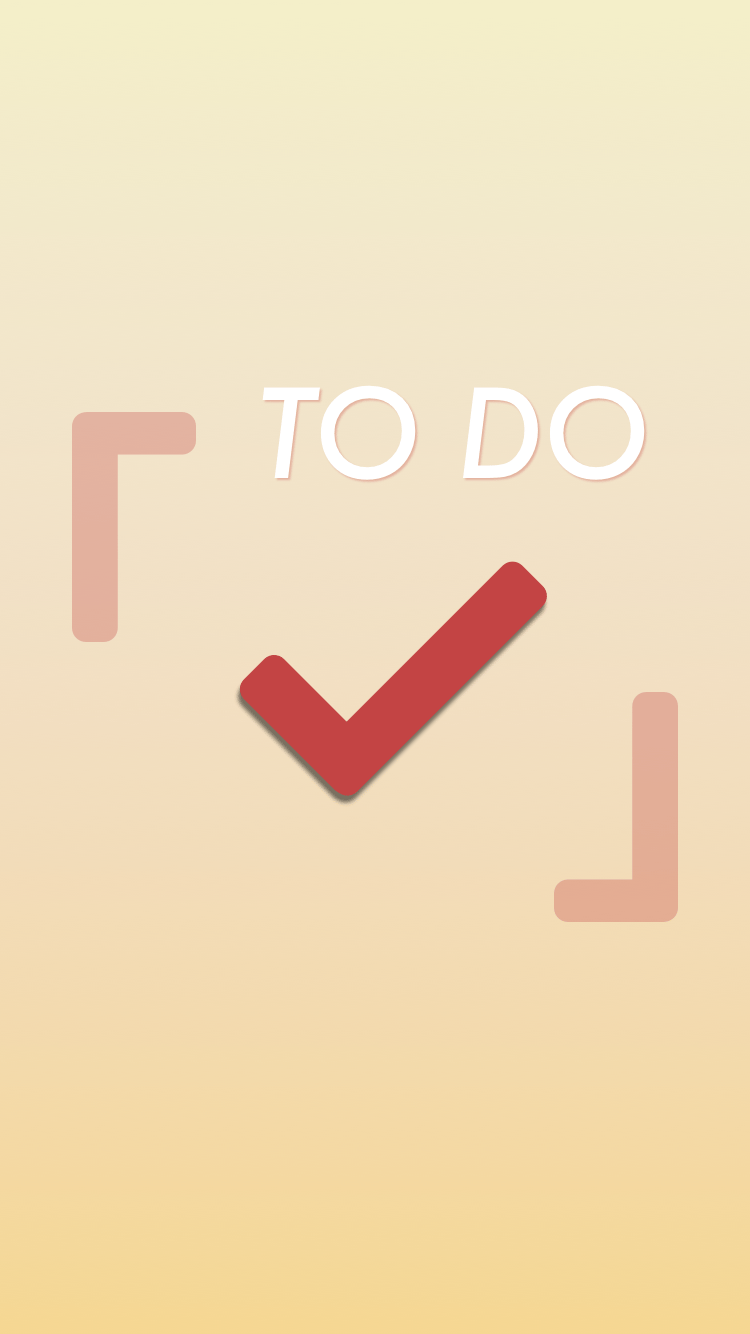 To Do App - image 1 - student project