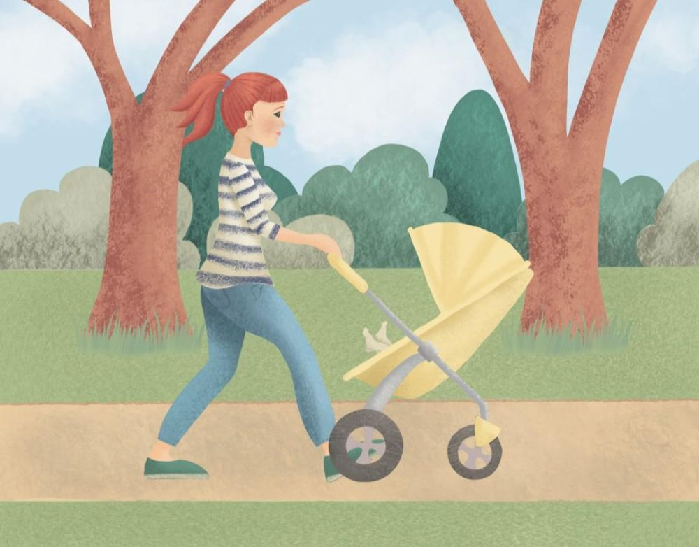 A stroll in the park - image 1 - student project