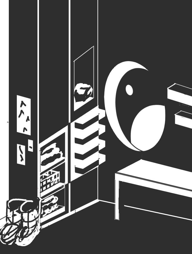 my shelf ~ - image 1 - student project